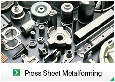 Press Sheet Metalforming