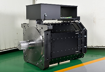 The world's most powerful class of 'low-speed, high-torque' servo motors that maintains full forming energy even at low speeds. Because the motor power is ...